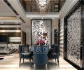 世纪阳光中亚国际城111.1平方户型样板间装修