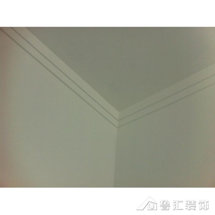 卧室顶角素线