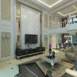 西山区嘉和小区248平米现代风格中户型13万元