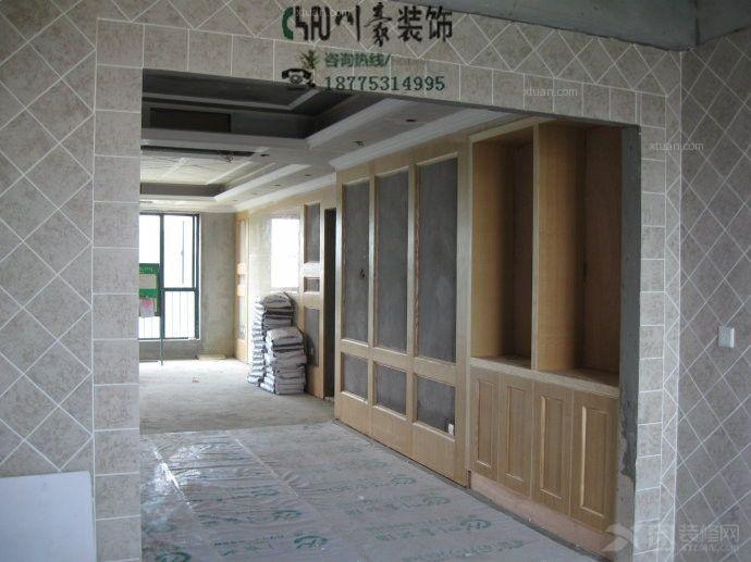 川豪装饰施工木工工艺展示
