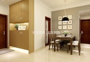 滇池柏悦两居室72平方米现代风格4.5万