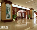 北京百创装饰中式茶餐厅