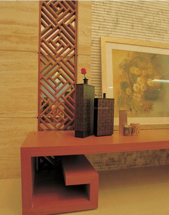 百创装饰中式别墅案例工程