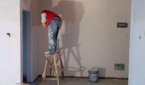 油漆阶段阶段