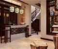 马渡乡村公园220平中式古典风格装修