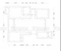 明天华城三居室户型装修设计
