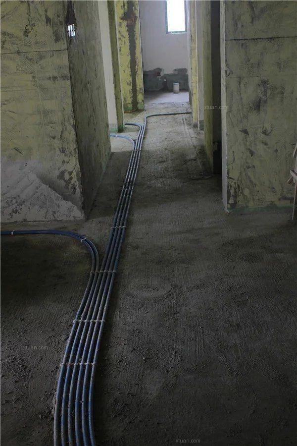 生活家装饰】工地展--盛世北辰B3栋 水电完工