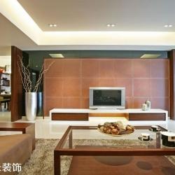 兴华嘉天下-141平-现代风-3室2厅2卫-半包7万9