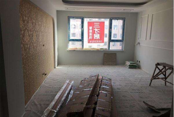宝地星河城三室一厅