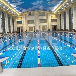 恒大海上威尼斯项目泳池桑拿工程