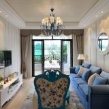 清凉的家居装修风格——地中海风格