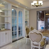 欧式装修风格——欧式厨房门的设计方式