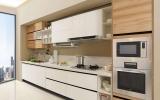 橱柜门板材料的种类以及选购方法