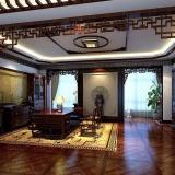 新中式风格装修的设计理念