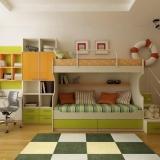 如何打造一个安全环保的儿童房?
