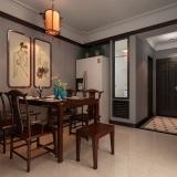 中式风格的餐厅如何选购家具,有何选购技巧?
