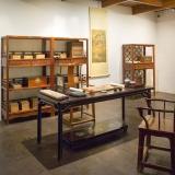 中式风格之书房文房四宝的风水讲究