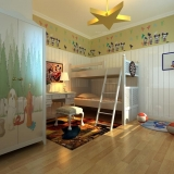 儿童房装修的风水禁忌有哪些?