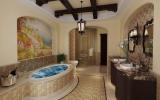 家装铺马赛克瓷砖的注意事项
