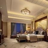 酒店装修材料——地毯、墙纸、油漆的选购