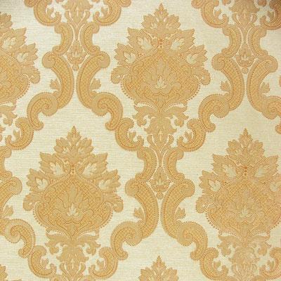 丝绸质感的柔美墙纸|欧式大马士革图片