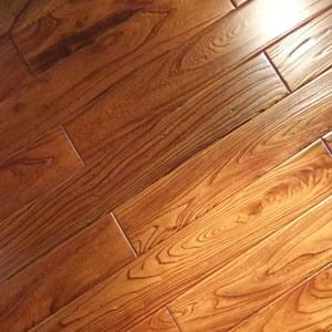 燕泥地板:榆木仿古760*92*18