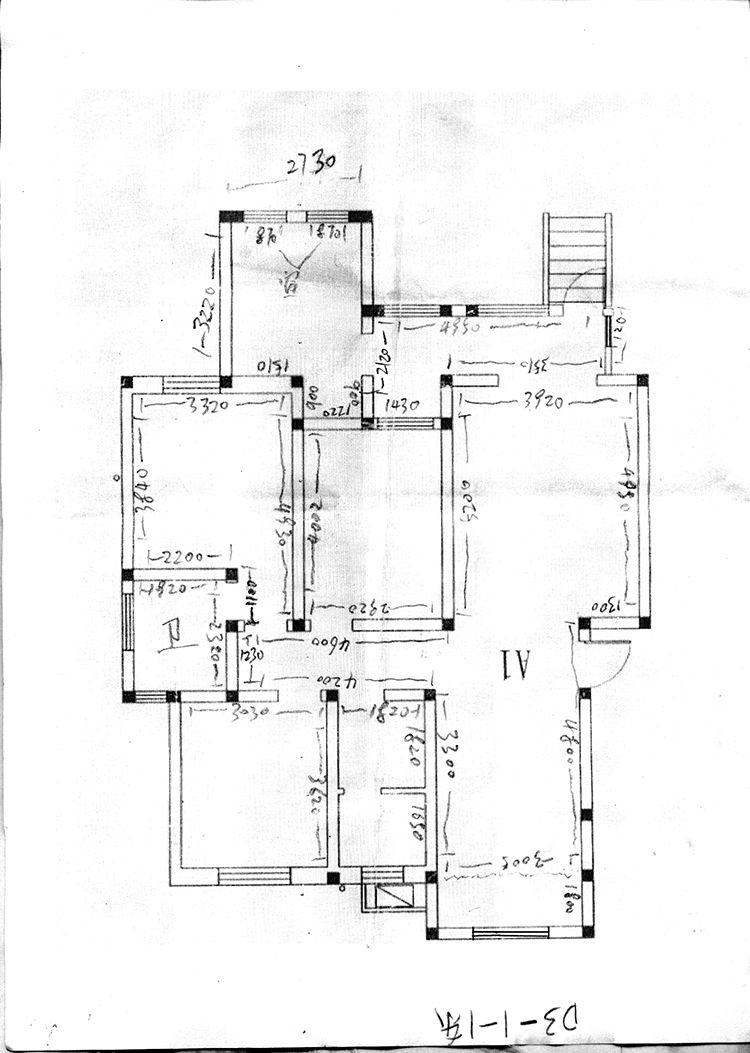 电路图,冷热水示意图,家具定位图