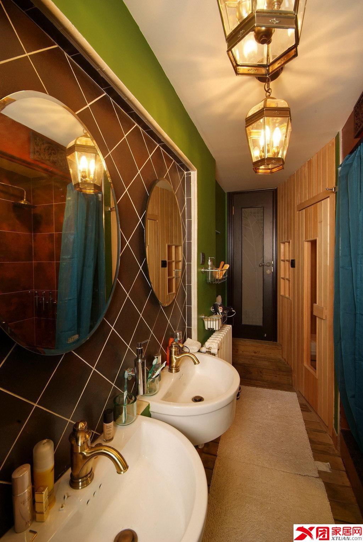 泰式家居 强势的色彩装修效果图图片