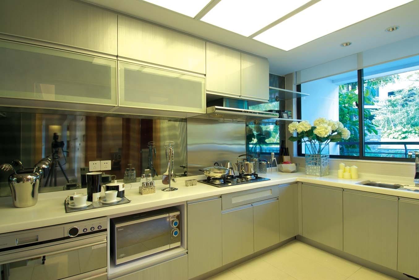 厨房装修_装修效果图-x团装修网图片