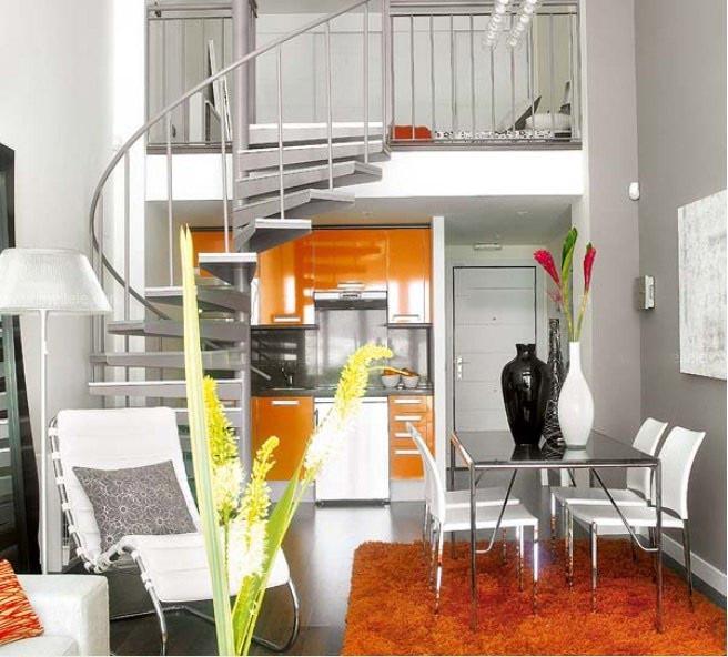 超小户型LOFT公寓
