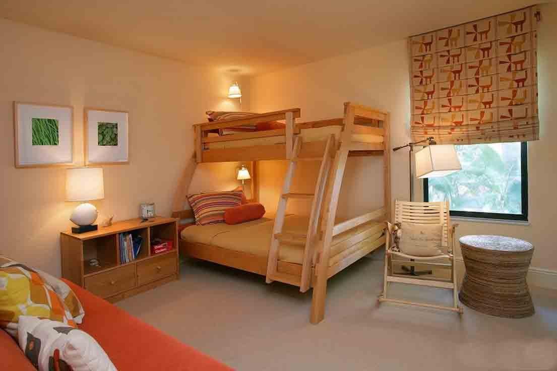 儿童房间 小户型儿童房间布置 装修效果图图片