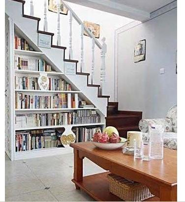 打造欧式风格的楼梯装修