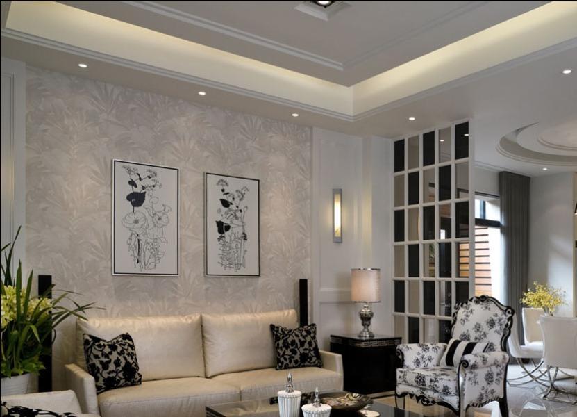 【客厅】最新客厅装修设计 客厅装修效果图大全 齐家网