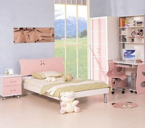 活泼可爱的儿童房