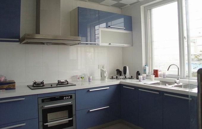 2012家庭厨房装修效果图