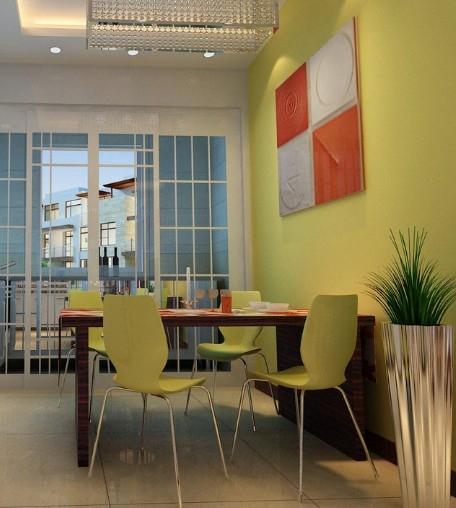 中式风格餐厅家庭室内装修图片