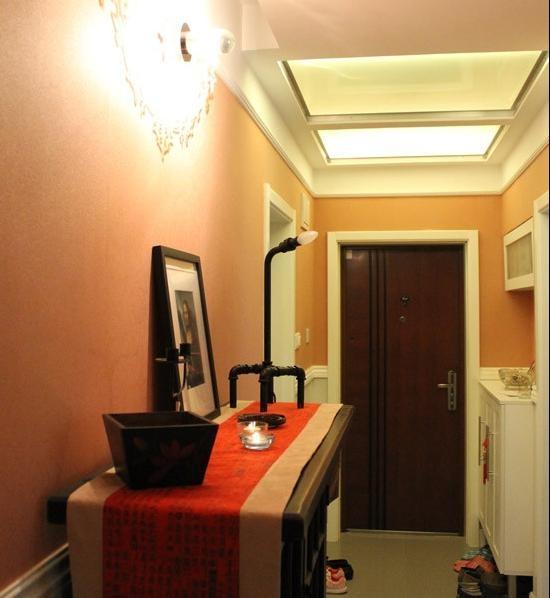 家居 酒店 起居室 设计 装修 550_598