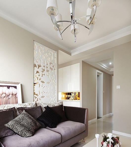 家居客厅装修效果图