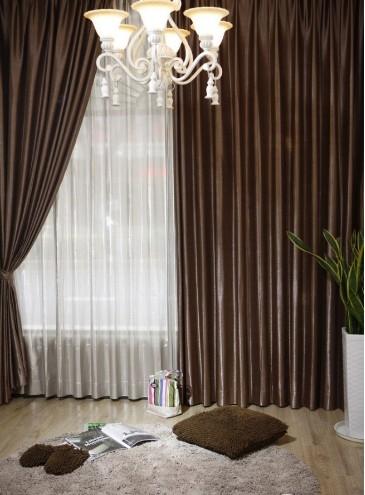 88平米現代家居窗簾設計_裝修效果圖-x團裝修網