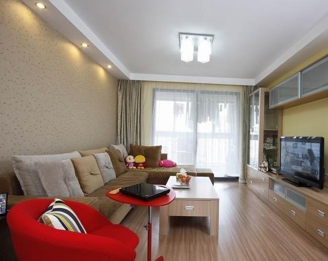 小户型 单身公寓装修效果图