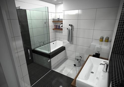 卫生间装修效果图 卫浴装修效果图