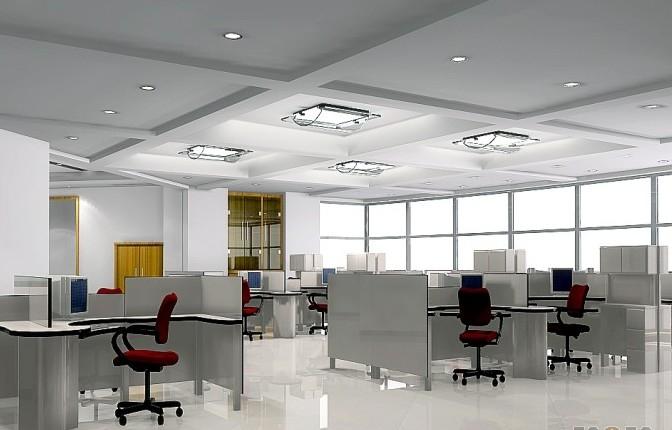办公室装修图片 办公室效果图