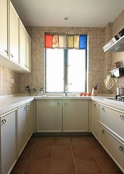 厨房橱柜装修效果图