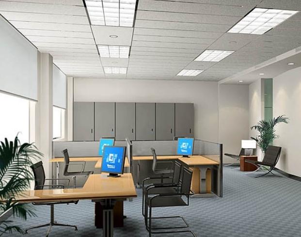 办公室设计 办公室装修效果图