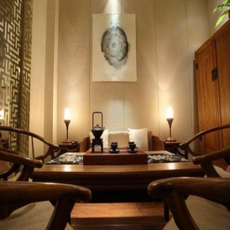 中式风格茶馆设计