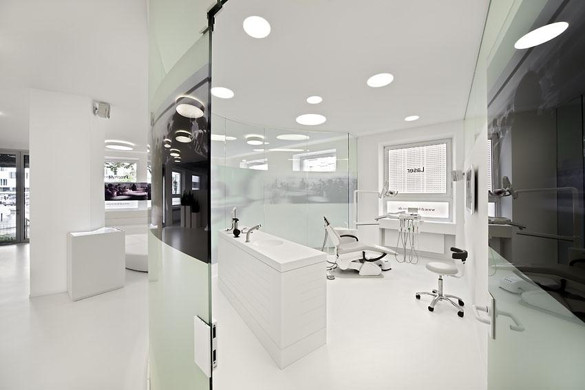 最新牙科医院室内装修效果图