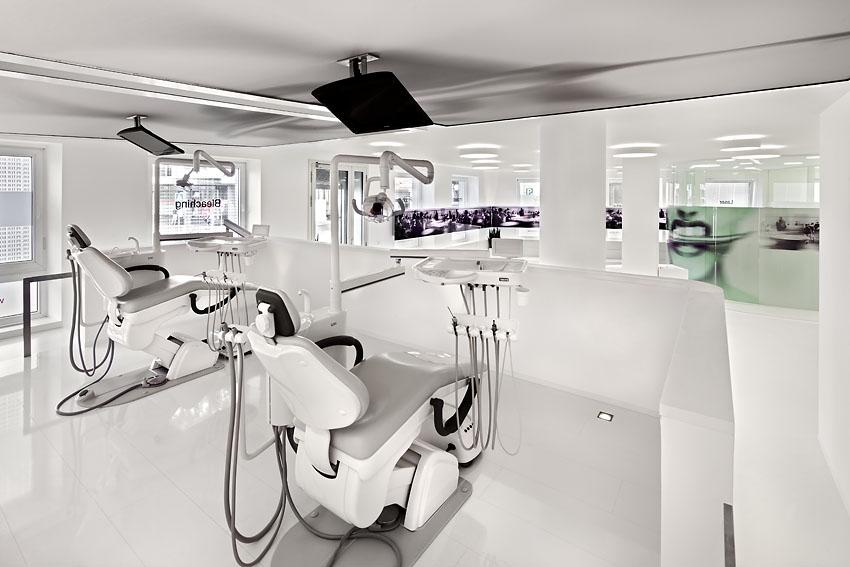 牙科医院_最新牙科医院室内装修效果图