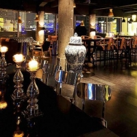 灯光的设计为酒吧加分不少装修效果图