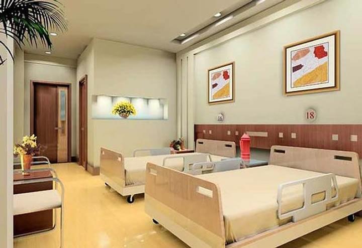 打造温馨医院装修效果图