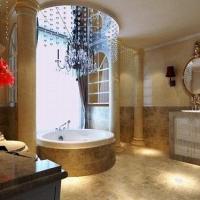 哪种浴缸材质好装修效果图